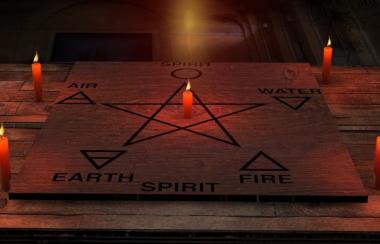 Samhain, brána do světa mrtvých