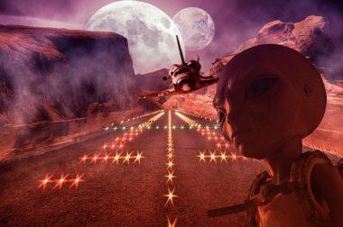 Mimozemšťany z Marsu postihla katastrofa