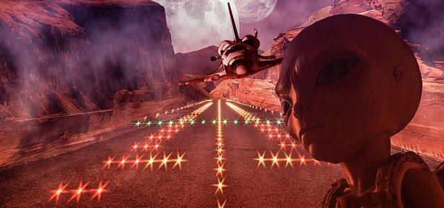 mimozemšťané z Marsu