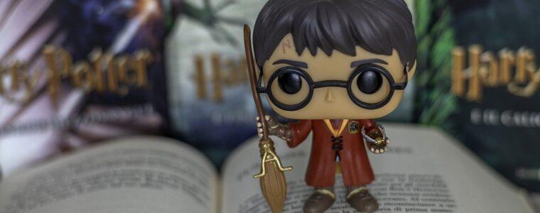 zboží Harry Potter