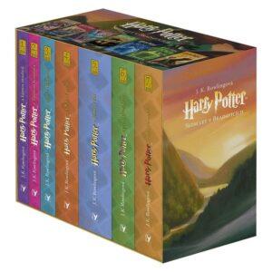 Harry Potter - kniha