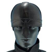 Kožená helma