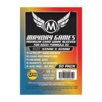 Obaly na karty 55 x 80 mm (Mayday Premium)
