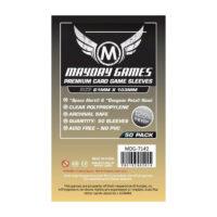 Obaly na karty 61 x 103 mm (Mayday Premium)