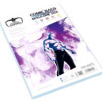 Obaly na komiks 221 x 279 mm zavíratelné (Ultimate Guard)