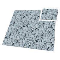 Herní podložka Ultimate Guard Battle-Tiles 1 Starship (9 ks)