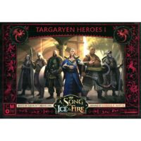 A Song Of Ice And Fire - Targaryen Heroes 1