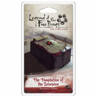 Legend of the Five Rings LCG: The Temptations of the Scorpion