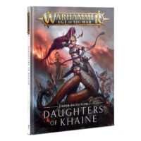 Warhammer Age of Sigmar: Battletome: Daughters of Khaine