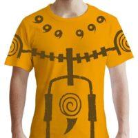 Tričko Naruto Shippuden - Chakra Mode
